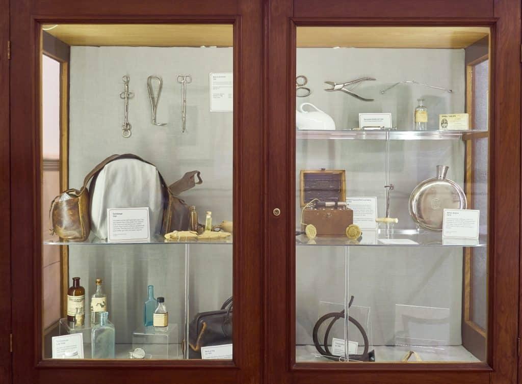 Photo of Westford Doctors' Instruments