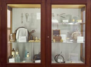 Photo of Westford Doctors' Instruments