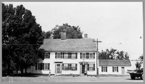 Prescott Tavern photo from 1929