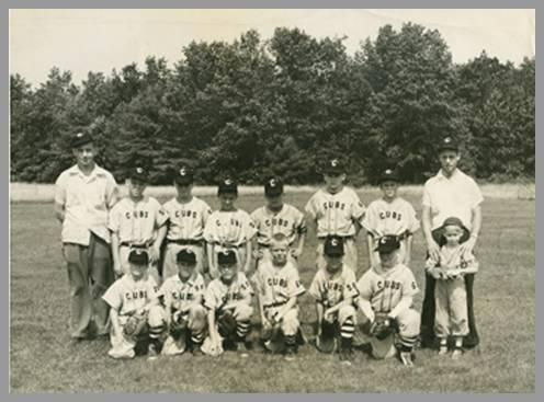 1952 Cubs