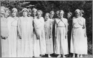 Photo from 1929 pageant