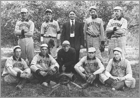 "Westford Athletic Association ""Dream Team"" photo"