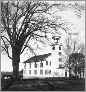 Photo of meeting house