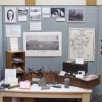 Photo of Graniteville Exhibit