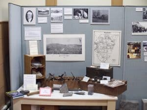 Photo of Graniteville Exhibit