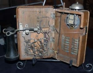 Image of intercom equipment