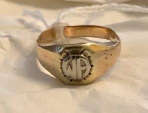 Class Ring (top)