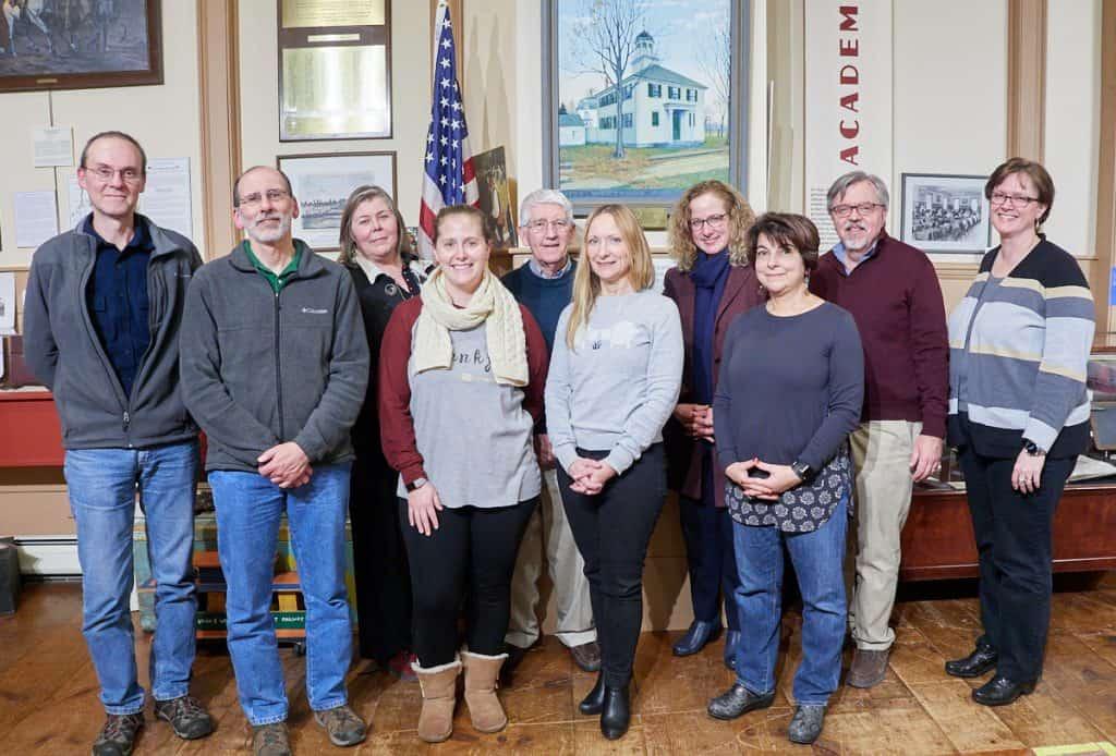 Photo of Board Members