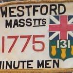 Pop-up Museum-Meet a Westford Minuteman and British Solider