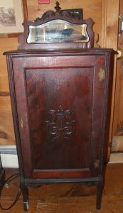 Atwood Music Cabinet
