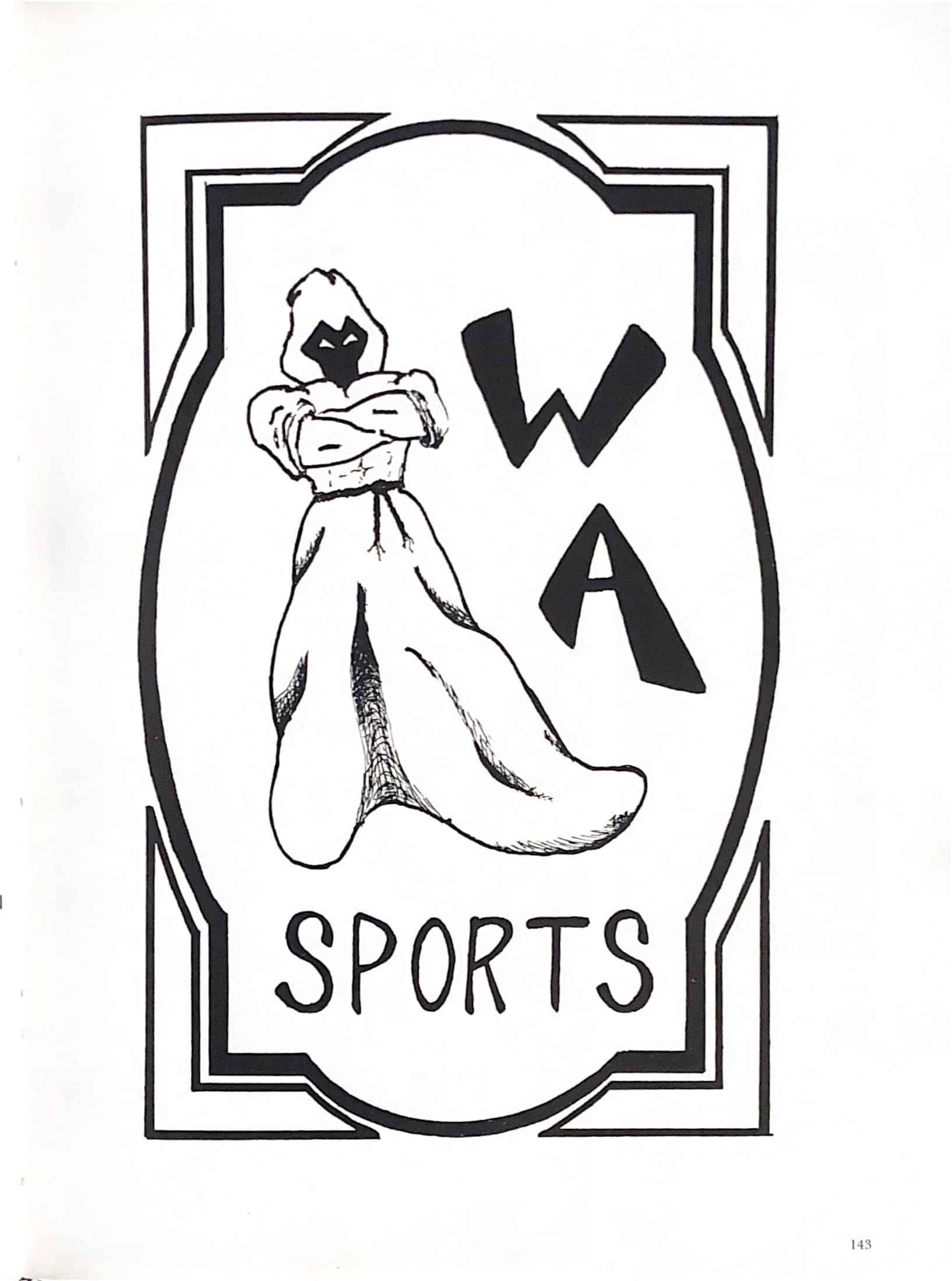 1982 Yearbook Interior
