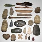 Pop-up Museum-Native American Stone Artifacts and Tools (Story and Craft)