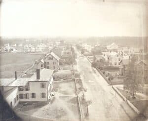 1888 Arial Photo