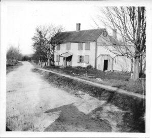 Photo was taken prior to 1900.
