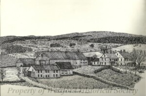 Glacier Hill Farm Drawing