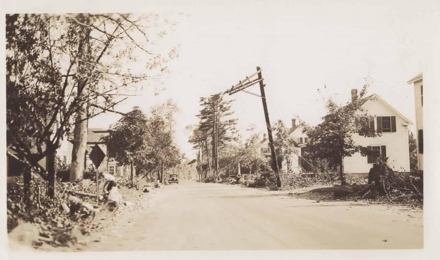 Pine St, Forge Village