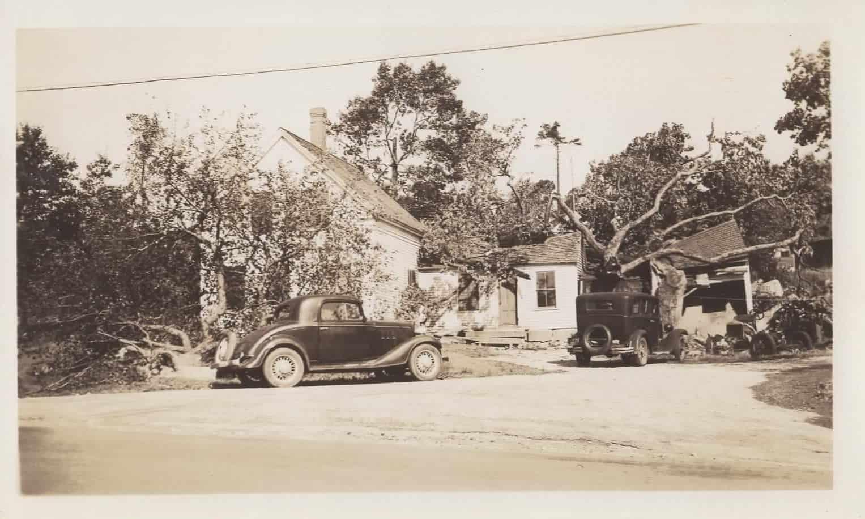 Thompson's House-Graniteville