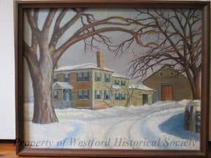 Howard Homestead Painting